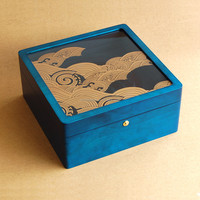 Gift&Craft Industrial Use and Accept Custom Order wood keepsake box