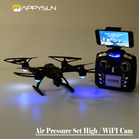 Hot Drone HD Camera with LCD Screen RC Helicopter with Gyro
