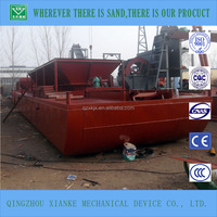60cbm Small River Sand Barge for sale