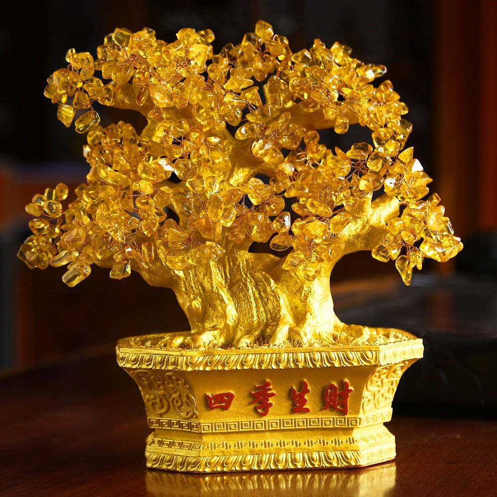 Chinese Artificial Money Tree