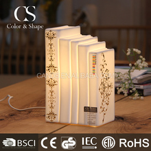 China supplier book table lamp desk lamp for home decoration