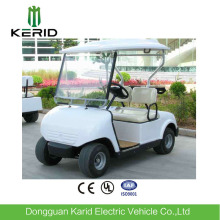 Leaf spring golf cart rear axle lithium battery 2 seats 4kW electric golf buggy