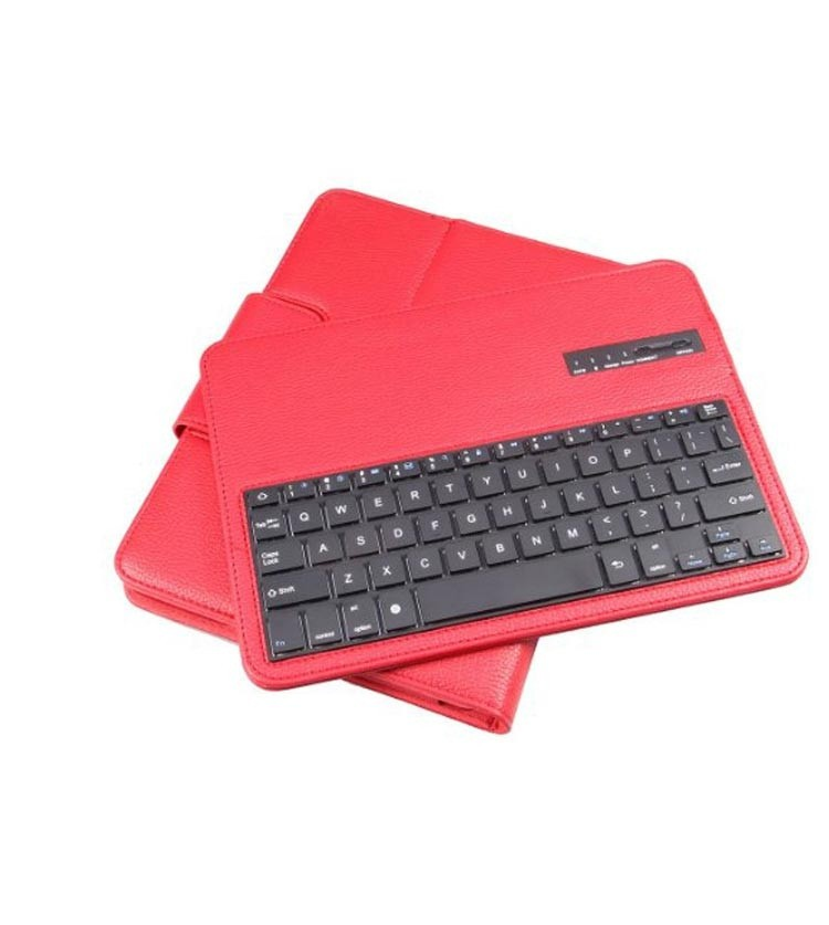 2016 newest Bluetooth Keyboard Case For Samsung Galaxy Tab A 9.7 T550 PU stand Leather Case Cover