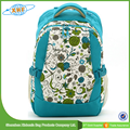 mummy backpacking backpack with separators