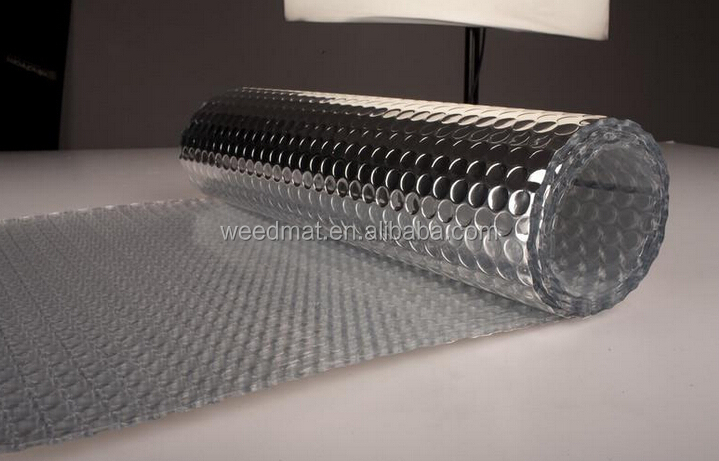 Metalic Foil Bubble Thermal Insulation Material for Foil Building Roofing Reflective Sheet