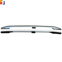 Customized Car Roof Luggage Rail Aluminium SUV Roof Rack Cargo Carrier