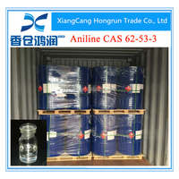Chemicals solvent Aniline price CAS NO. 62-53-3