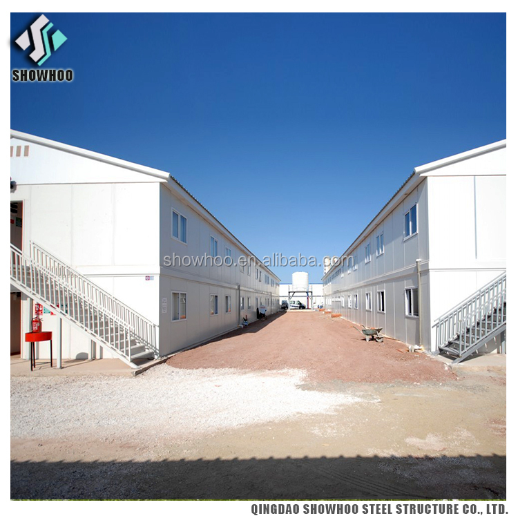 Low Cost Light Steel Prefabricated School Building Projects