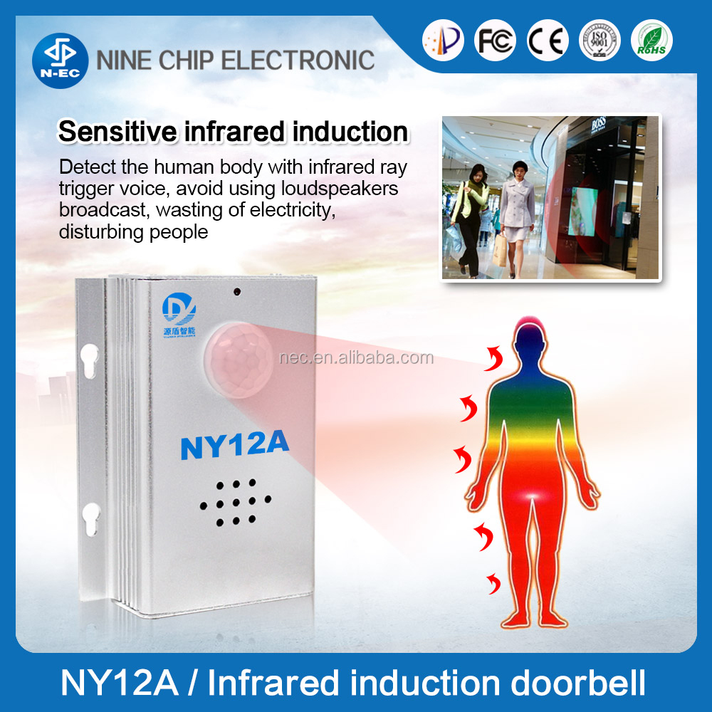 Hot selling wireless home burglar security alarm system