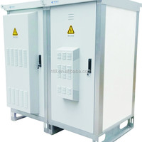 Outdoor Telecommunication Cabinet With 48 V