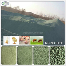 High quality feed grade natural zeolite clinoptilolite for animals supplements