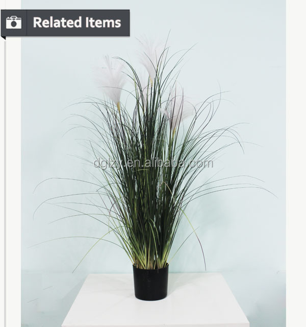 Harvest feeling fake grass for crafts artificial onion for Artificial grass indoor decoration