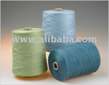 100% polyester weaving yarn
