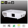 China manufactured portable tv player led video projector