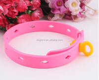 Dog Pet Flea Contol Rubber Collar cheap dog cat pet collar