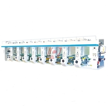 Computer Electronic Roto Gravure Printing Machine Supplier