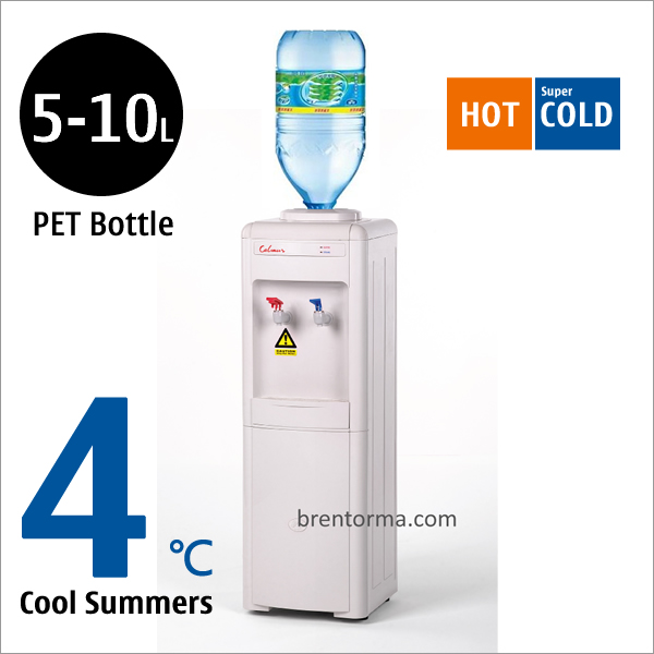 Small PET Bottle Water Cooler 8 Liters or 8L Bottle Water Dispenser