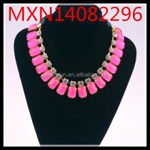 South Korea trend of jewelry accessories crystal rhinestone necklace fake collar short-chain European and American fashion