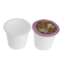 FDA approval Keurig Disposable K-Cup coffee filter with foil lids manufacturer