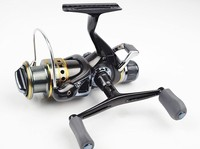 Superior Bait runner Carp sea/fresh water Fishing Reels 9BB+1RB 5.1:1 spinning reel spare spoon