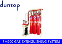 HFC-227 or HFC-227ea gas fire fire extinguisher,FM200 fire extinguisher manufacture