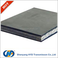 ISO9001 Abrasion Resistant NN Fabric Rubber Nylon Conveyor Belts for Crush Stone