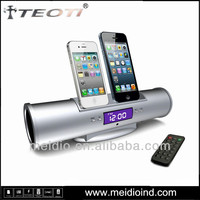 For iPhone4s Docking Speaker Made in China Manufacturer unique design Top Gift for 2014