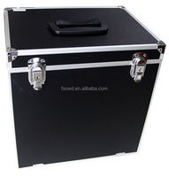 Leather Storage Gift Box For Unfinished Wood Jewelry Boxes Wholesale aluminum makeup train case