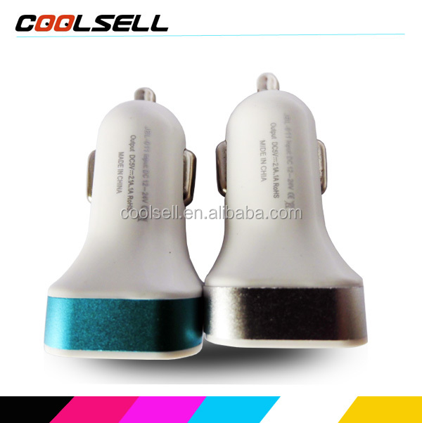 Brand name car accessories Car cell phone charger