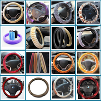 Xitai car interior accessories race steering wheel cover art.-no. 944