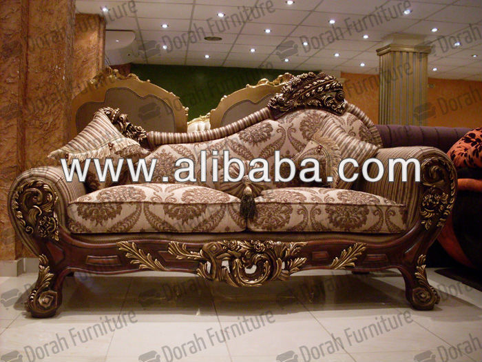 Antique Reproduction Sofas - S020