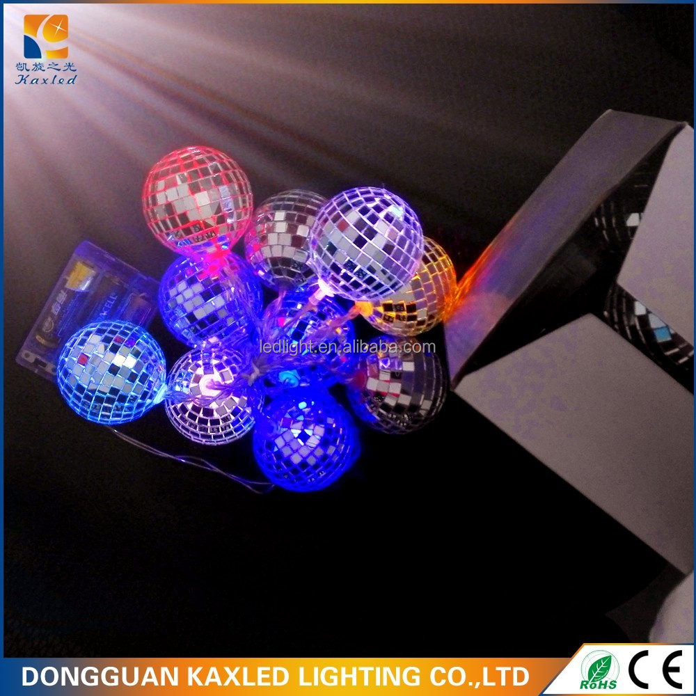 Various shapes Party decoration waterproof indoor and outdoor small battery operated mini led light