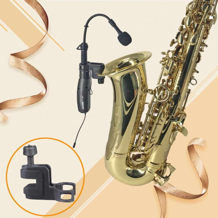 cheap price custom saxophone/violin/erhu microphone for guitar wireless system