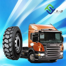 High Quality Reliable Radial Tubeless Truck Tire 13R22.5