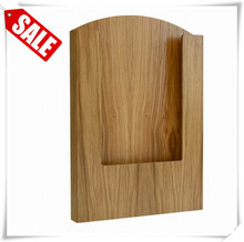 Professional folding panel display mini wood display easels display painting