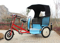 500watt Electric assist pedicabs
