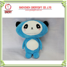 Plush soft cute Kungfu panda cartoon plush toys,Custom plush toys animals