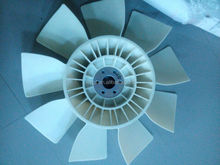 SANY SY215C engine fan
