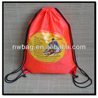 2013 fashion promotional polyester bag