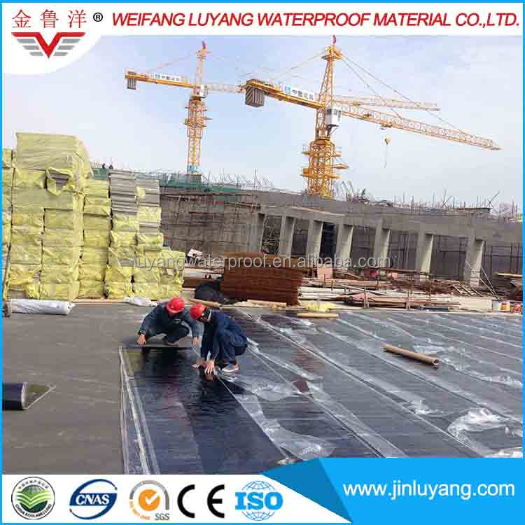 Self-adhesive SBS Modified Bitumen Cheap Roofing Waterproofing Membrane Sheet