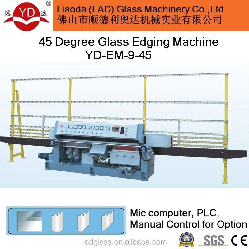 Edge polishing machine for glass in Foshan