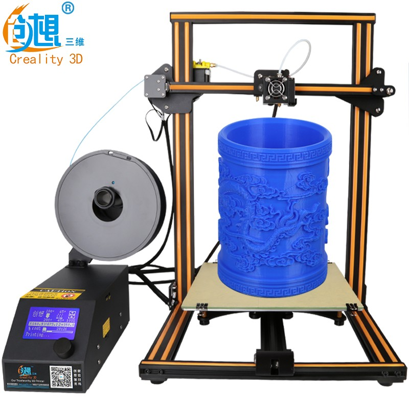 Creality CR-10S High Precision Manufacturer Larger Size DIY Digital 3D Printer with Filament Monitoring Alarm Protection