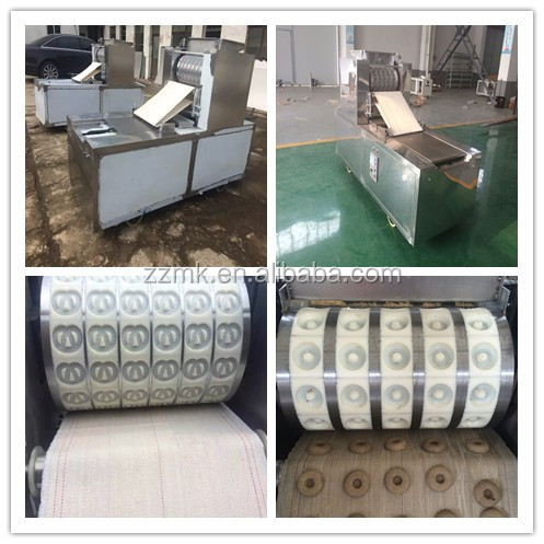 Multifunctional biscuit rotary mould cookie machine