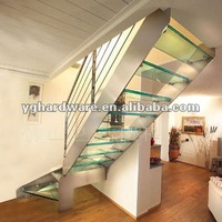 Stainless steel attic stairs 9004-12
