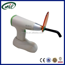 Factory price digital wireless dental curing light gun/uv led curing machine