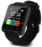 Bluetooth Smart Watch Wrist Bracelet Altitude Measurement Watch compatible for all Cell Phone Smartwatch