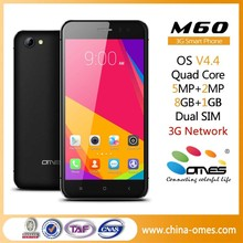 Shenzhen OEM Factory 5.0inch mtk6582 8GB no contract android phone