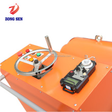 Digital Control ZongSen 22KW Multi Use Electric Asphalt Floor Road Cutter