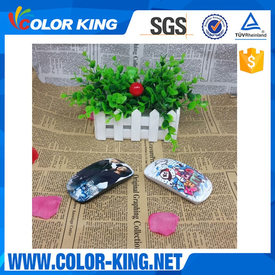 high quality cheap optical wireless computer mouse heat sublimation printing usb wireless mouse