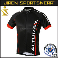 Sublimation custom long sleeve cycling jersey sets cycling wear riding suit bicycle jersey